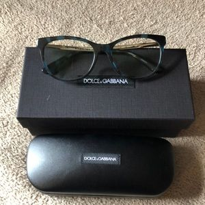 Dolce & Gabbana Reading glasses. Wore a few times